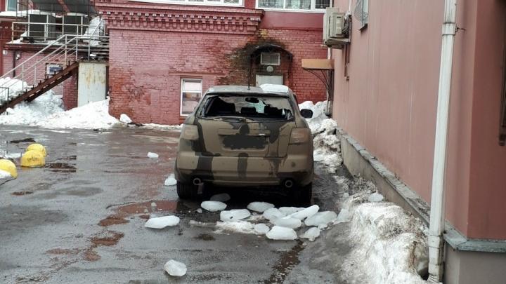 Ярославец отсудил у москвича 300 тысяч за испорченную машину
