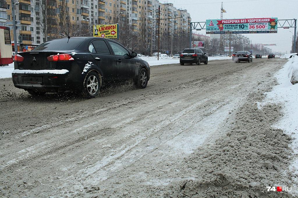 Соль для дорог добывают в Илецке