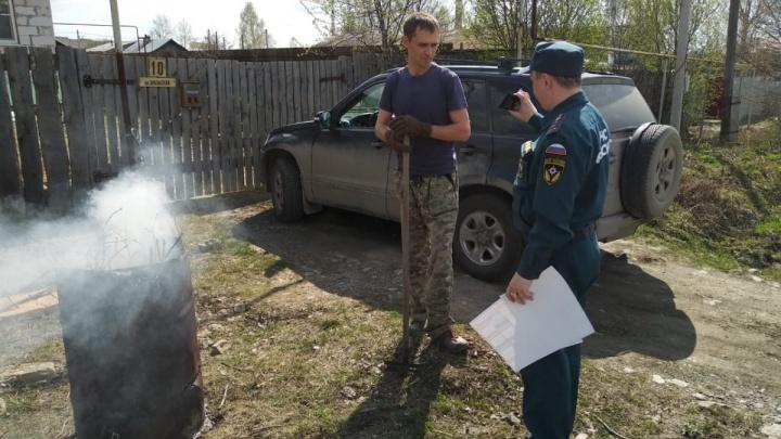 Шашлыки в саду снова законны! В Екатеринбурге отменили особый противопожарный режим