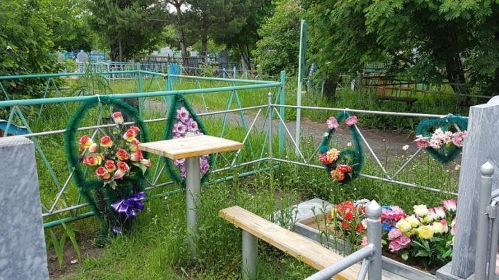 «Снилась и звала с собой»: вандалов, осквернивших могилу девушки в Кетовском районе, будут судить