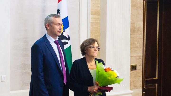 Главный архитектор Кольцово получил государственную награду