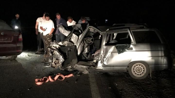 В жутком ДТП на трассе Самара — Бугуруслан погибла многодетная мама