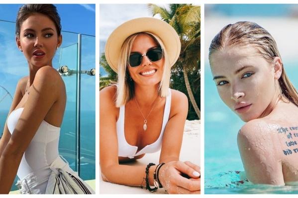 А вам кто больше нравится из нашей подборки — блондинки или брюнетки?