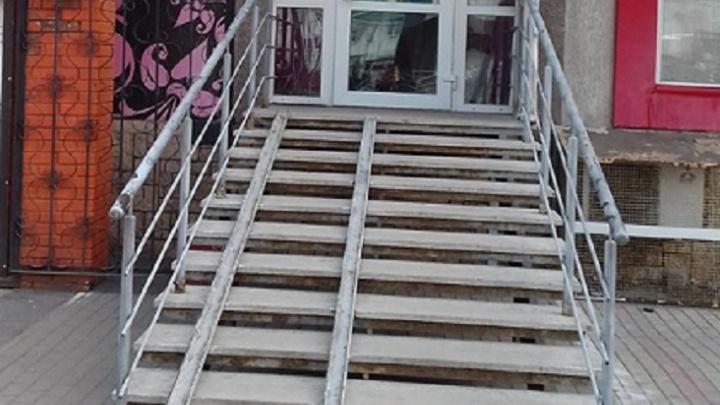 Есть ли в Уфе доступная среда для инвалидов, проверила специальная комиссия