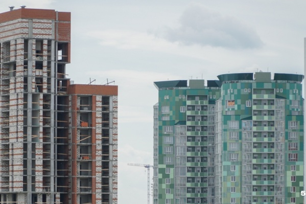 Всего в Перми планируют построить в этом году 42 дома