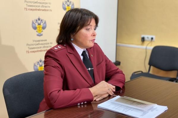 Глава Роспотребнадзора Галина Шарухо сообщила, что на сегодняшний момент заболели пять человек, но вспышкой назвать это нельзя