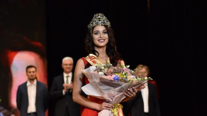 Самая красивая девушка Екатеринбурга поборется за титул «Мисс Россия»