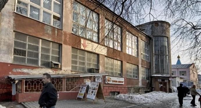Студенты Екатеринбургской академии современного искусства теперь будут учиться в памятнике архитектуры