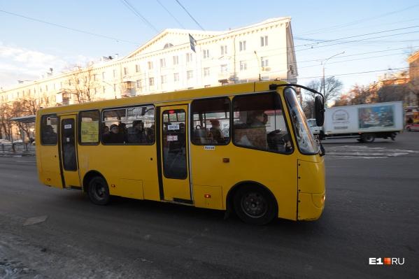 Автобусы №060 начнут ездить по новой схеме с февраля