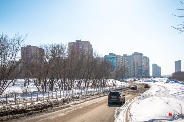 ЖК «Волгарь» располагается в Куйбышевском районе