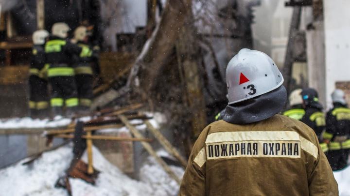 Житель Самарской области предстанет перед судом за поджог дома из мести
