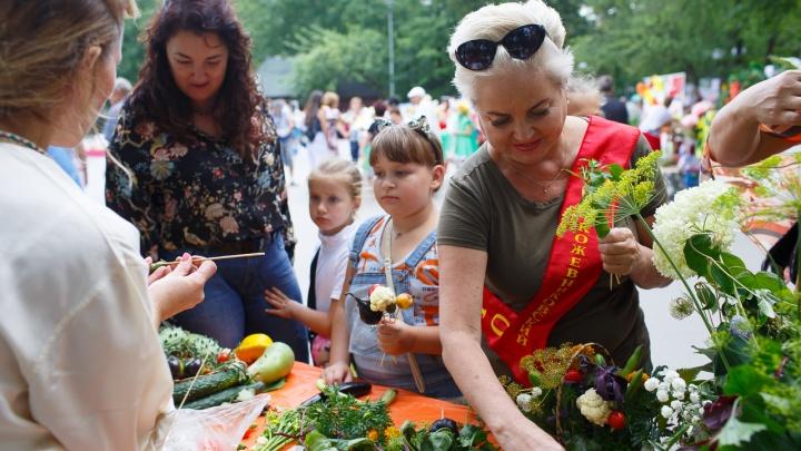 В Первомайском сквере устроят День соседей как в Европе