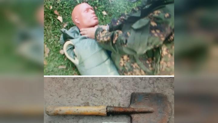 Убили саперной лопатой: подозреваемого из Башкирии задержали на поезде в Челябинской области
