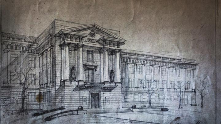«Город никогда»: Академ на Фрунзе