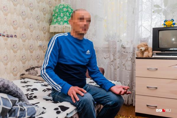 Иван воспитывает сына один, его гражданская супруга умерла