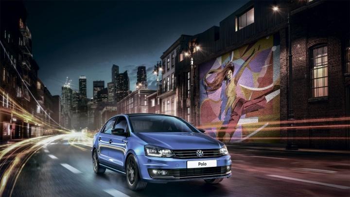 Volkswagen Polo — легкий паркинг, экономичный расход и комфорт даже зимой