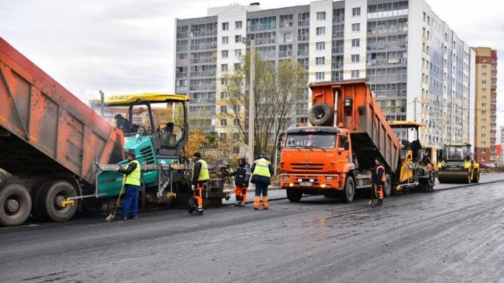 Готовность от 50 до 100%: в мэрии Ярославля рассказали о ремонте улиц по федеральной программе