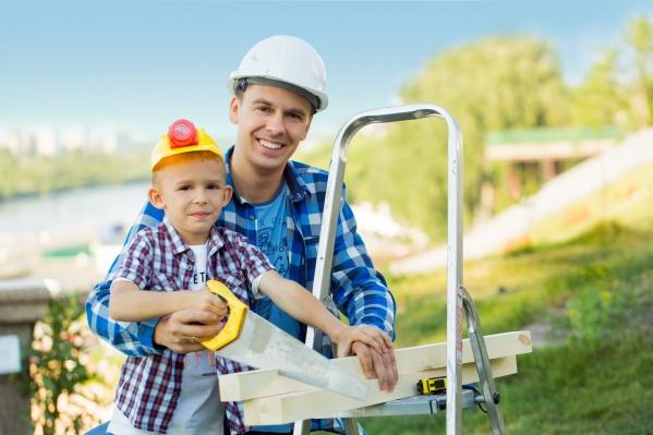 Также в банке удобно оформить кредит на строительство дома
