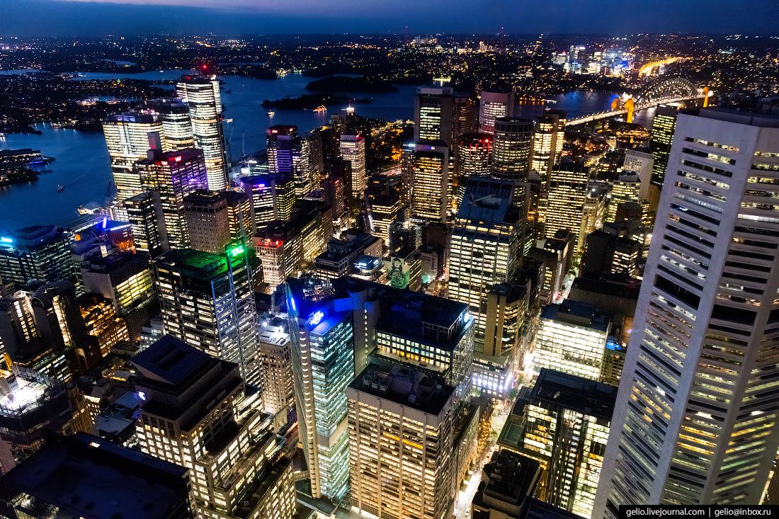 В Сиднее 40 небоскрёбов<br>