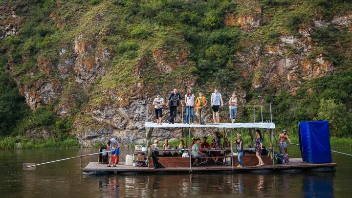 Компания Travel объявляет сезон низких цен на сплавы по Мане