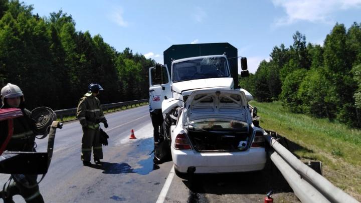 Арестован виновник ДТП на трассе, где погибли две женщины с детьми
