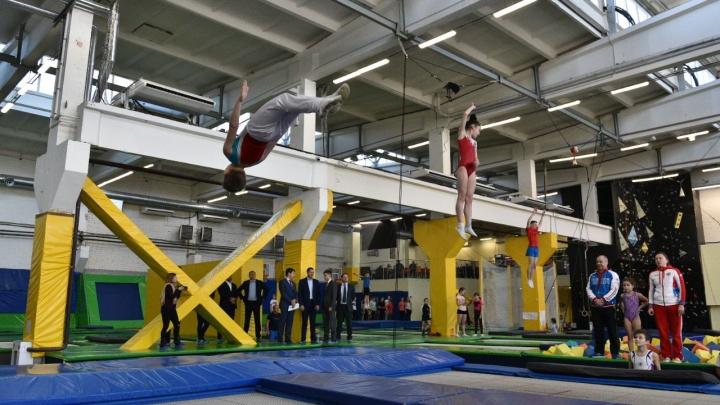 В новом ярославском экстрим-парке откроют бесплатные детские секции