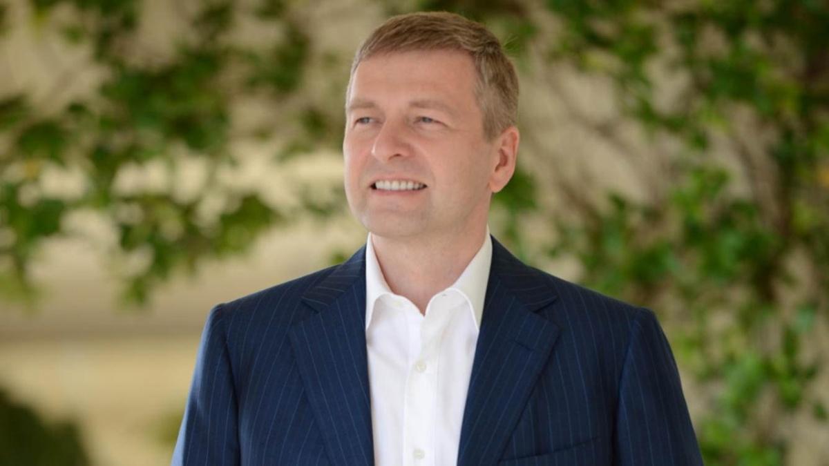 Миллиардер, владелец футбольного клуба «Монако» пермяк Дмитрий Рыболовлев занимает 18-е место в рейтинге богатейших бизнесменов России