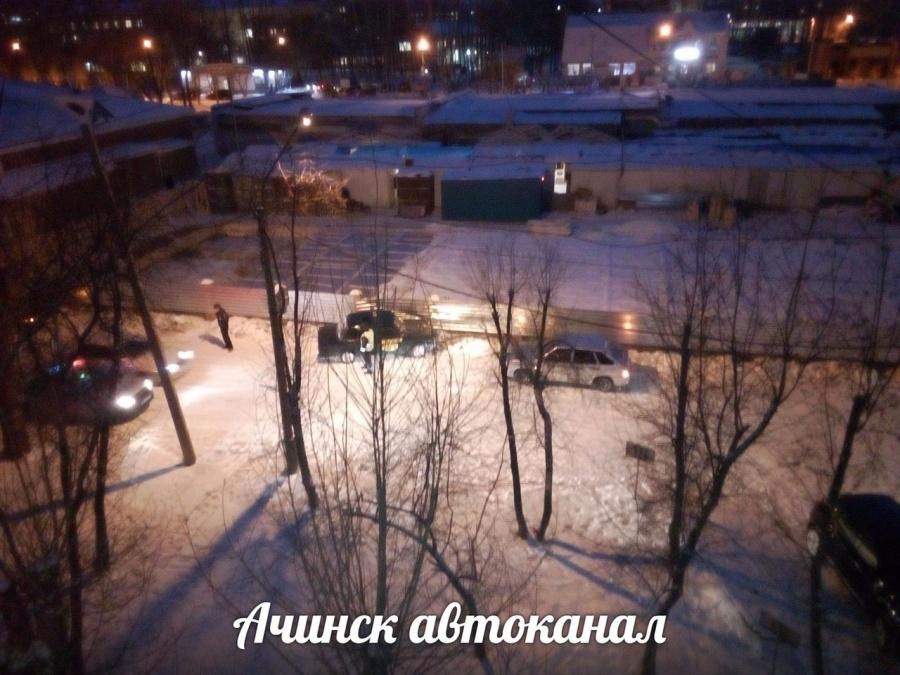 ВАчинске шофёр такси скончался зарулём автомобиля