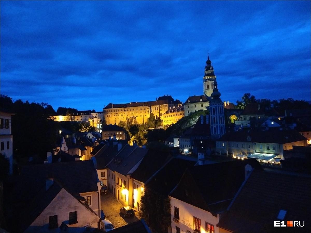 Замок и исторический центр внесены в список всемирного культурного наследия ЮНЕСКО