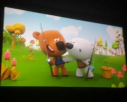 Bashtel провел мультпоказ в День защиты детей