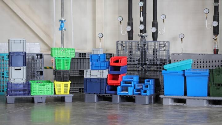 В Азове открылся завод по производству пластиковых контейнеров