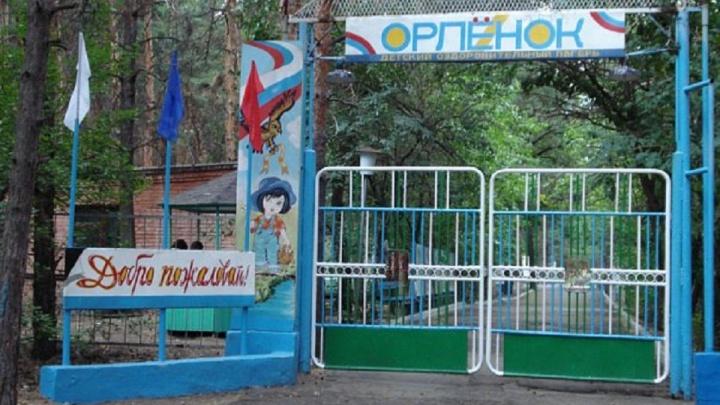 Детский лагерь «Орленок» в Каменске продали частной компании за 3,5 миллиона рублей