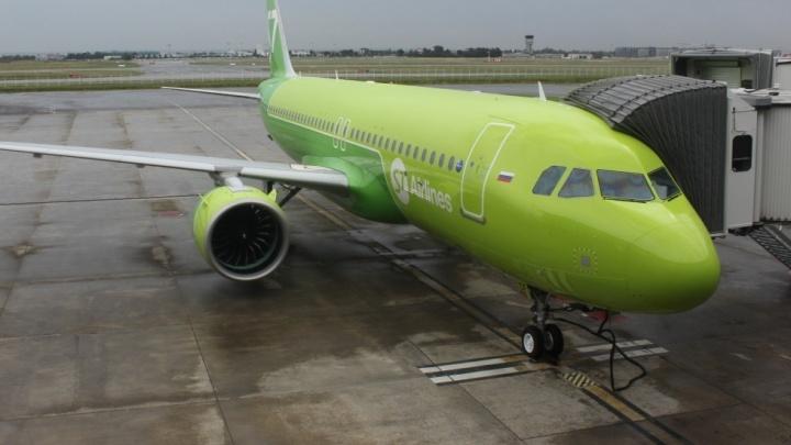 S7 открыла продажи билетов на прямые авиарейсы из Новосибирска в Токио
