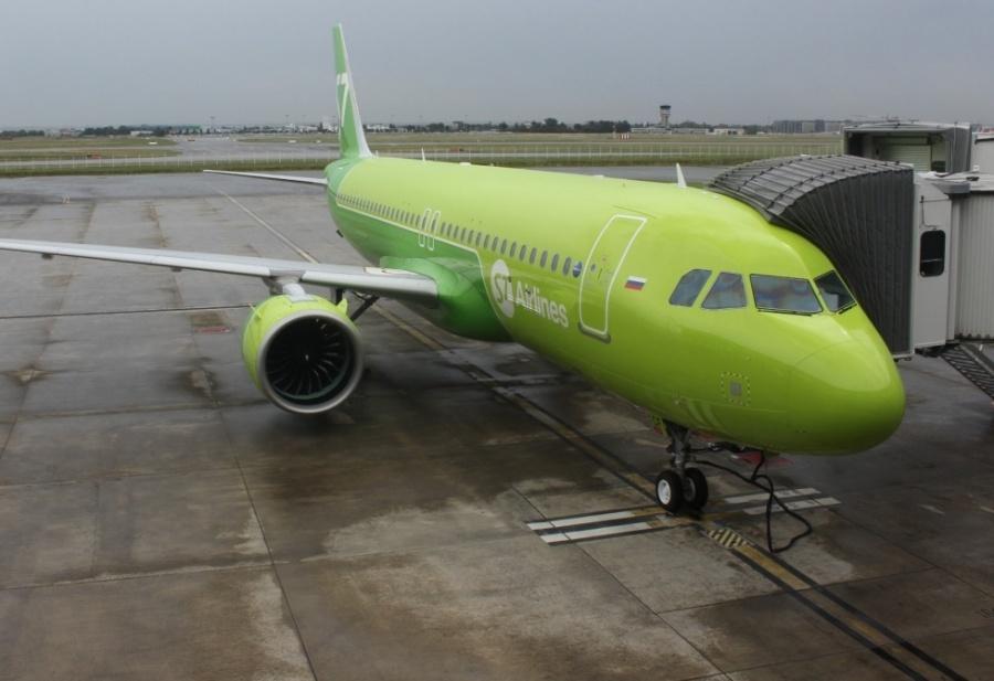 Компания S7 открыла продажи билетов нарейсы «Новосибирск— Токио»