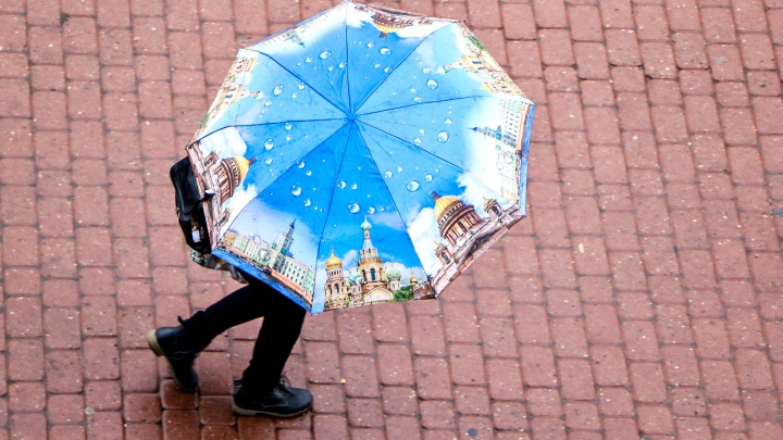 В Нижегородской области прошла первая в этом году гроза