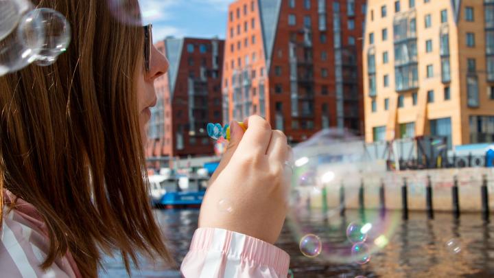 Парад мыльных пузырей, фестиваль красок и уличная культура: выходные в Архангельске будут яркими