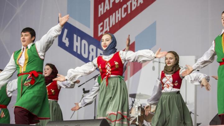 Власти заказали проведение трёх флешмобов на День народного единства за 400 тысяч рублей