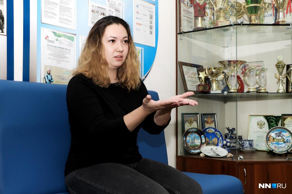 Марина Нивня