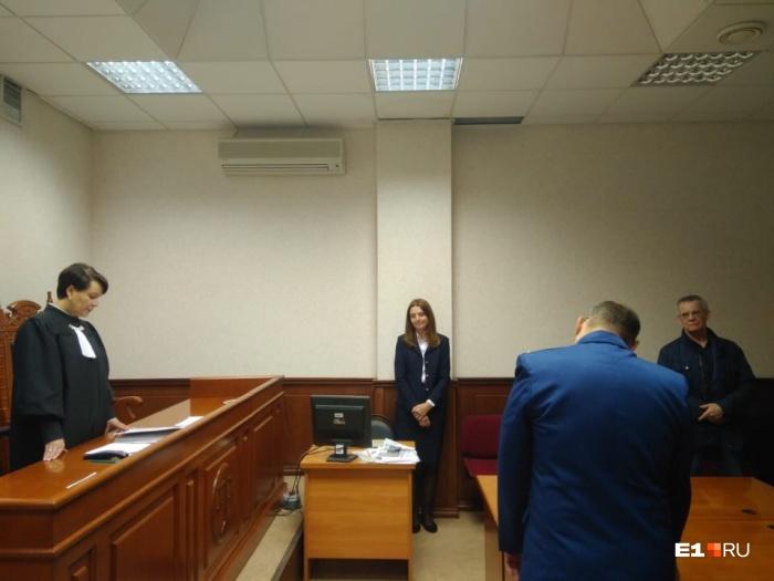 Подросток выслушал решение суда по видеосвязи