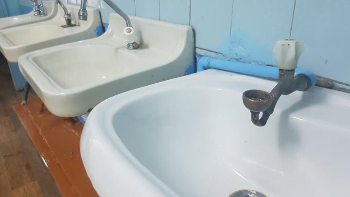 В Заозёрном завтра в десяти домах не будет холодной воды