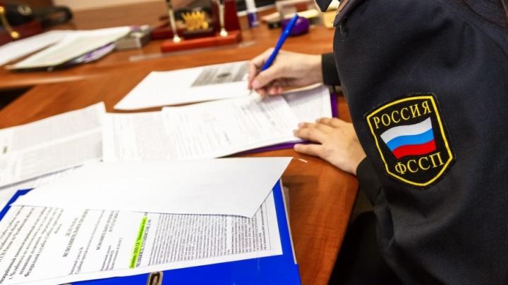 Приставы арестовали у челябинской компании компьютеры и принтеры за миллионный долг по зарплате