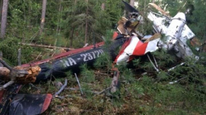 Неисправность или ошибка пилота? В Ханты-Мансийском округе разбился вертолет пермской авиакомпании