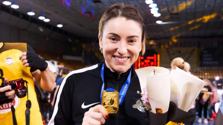 Виктория Борщенко продлила контракт с ГК «Ростов-Дон»