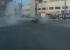 Дорожное видео недели: неожиданный занос в столб, громилы с ледорубом и сгоревшее такси