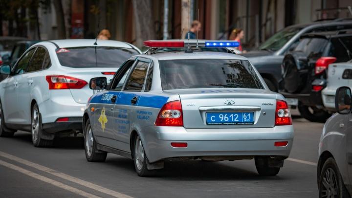 Погоня со стрельбой: в Ростовской области задержали пьяного водителя