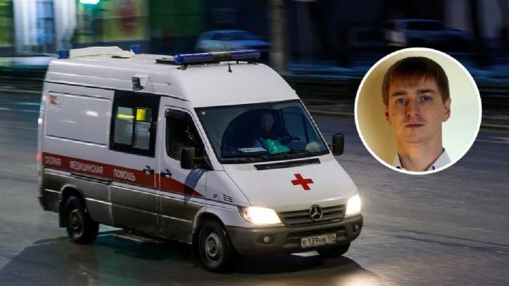 «Реанимобиль стоит, премий нет»: в Волгограде врач предупредил о проблемах работы скорой на Новый год