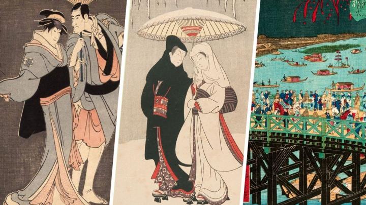 В Екатеринбурге выставят редкие эротические японские гравюры из частной коллекции