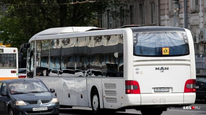 В День города в Ростове изменятся схемы движения нескольких маршрутов