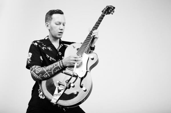 Елисей играл на гитаре в ростовской группе Cotton Joe