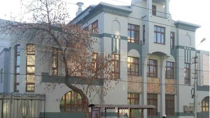 В здании бывшего ресторана «Аквариум» приступили к отделочным работам